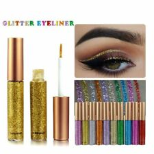 Beauty Makeup Waterproof Eyeshadow Liquid Glitter Eyeliner Gel Shimmer Cosmetics
