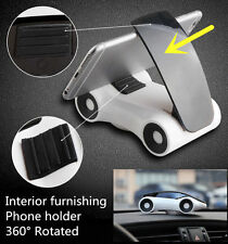 360° Rotated Model Car Holder Mount For 2-6.0inch Mobile Phone/PDA/MP4 Devices Z