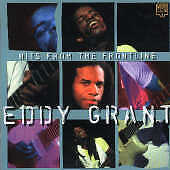 EDDY GRANT - HITS FROM THE FRONTLINE USED - VERY GOOD CD