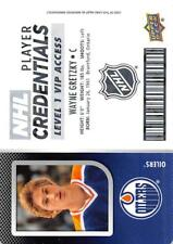 2017-18 Upper Deck MVP NHL Player Credentials Level 1 VIP Access Pick From List
