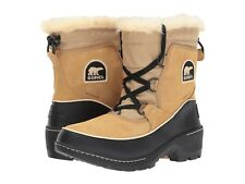 NEW SOREL TIVOLI III BOOTS CURRY WATERPROOF SUEDE WOMENS BOOTS INSULATED 6-11