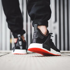 Adidas NMD_XR1 Black Size 7 8 9 10 11 12 Mens Shoes BY9924