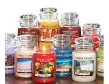 NEW! YANKEE CANDLE - Large Jars 22oz/3 Wick 17oz - You Choose scent
