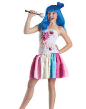 Sweet As Candy California Girl Katy Perry Girl Fancy Dress Halloween Costume S-L