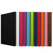 PU Leather Luxury Stand Folio Slim Case Cover For 10.1inch Sony Xperia Z4 Tablet