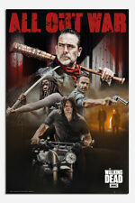 The Walking Dead Season 8 Collage Poster New - Maxi Size 36 x 24 Inch
