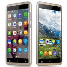 """2017 Touch 5.5"""" Android Smartphone Unlocked Quad Core Dual SIM 3G GSM Cell Phone"""