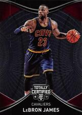 2016-17 Panini Totally Certified Basketball Card Pick From List Includes Rookies