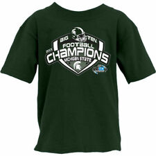 Michigan State Spartans Step Ahead Sportswear Conf Champs Yth  - Green