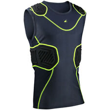 Champro Bull Compression Shirt Lacrosse NWT Youth & Adult Sizes Graphite