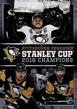 PITTSBURGH PENGUINS 2016 NHL STANLEY CUP CHAMPIONS New Sealed DVD FREE SHIPPING!