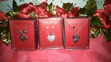 NWT NECKLACE & EARRING GIFT SETS LOT OF 3 COMPLETE GIFT SETS GIFT BOXED SETS