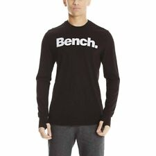 Bench Logo Ls Tee T-shirts long sleeve