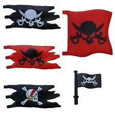Playmobil Flag Flag Skull Pirates Pirate Ship Pirate Island