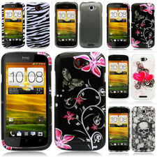 For HTC One S T-Mobile Colorful Design Hard Case Snap On Cover Phone Accessory