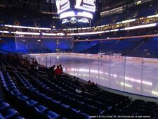 2 TICKETS NEW JERSEY DEVILS @ BUFFALO SABRES 1/30 *Sec 102 Row 7 AISLE*