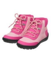 NWT Gymboree Girls Polar Pink Hiking Snow Boots Shoes Size 9 10 11 12 & 1