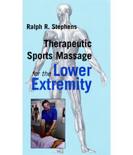 Therapeutic Sports Medical Massage Video DVD The Lower Extremity Ralph Stephens