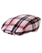 NWT Gymboree Girls Homecoming Kitty Miss Mouse Plaid Hat Size 5-7 & 8 & Up