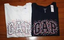NEW NWT Womens GAP Arch LOGO T-Shirt FAVORITE Graphic Tee CHOICE of 2 Colors *3B