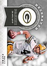 2017 Panini Decorated Football Cards Pick From List