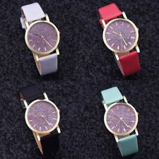 Women Classic Bling Wristwatch Ladies Fashion Casual Dress Quartz Bracelet