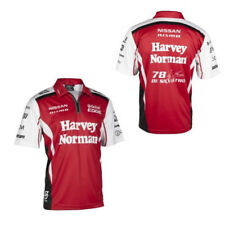 NISSAN MOTORSPORT MENS HARVEY NORMAN TEAM POLO V8 SUPERCARS