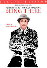 Being There Deluxe Edition NEW DVD FREE SHIPPING!!
