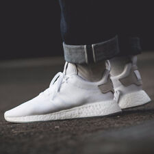 Adidas NMD R2 Runner Sneakers White Size 7-12 Mens Shoes No Boost Y-3 Ultra