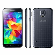 Unlocked Samsung Galaxy S5 GSM LTE Smartphone AT&T T-Mobile 16GB Mobile Phone
