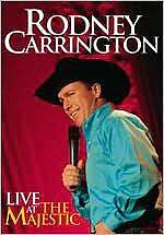 Rodney Carrington Live at the Majestic (DVD, May 1, 2007)