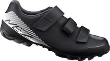 Shimano ME2 SPD MTB Bike Shoes Black/White