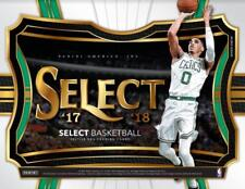 2017-18 Panini Select Basketball Cards (Includes Rookies and SP) Pick From List