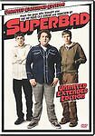 Superbad (2007, DVD) New/ SEALED Unrated Extended