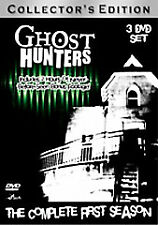 Ghost Hunters - Complete First Season DVD, 2005, 3-Disc Set Collector's Edition