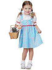 Dorothy The Wizard Of Oz Story Book Week Dress Up Toddler Girls Costume