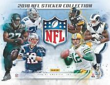 2018 Panini NFL Football Sticker Collection Stickers Pick From List 1-250