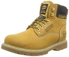 Dockers by Gerli Men's Shoes Boots 23D104-300910 Golden Tan Leather Lace up New