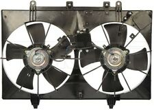 NEW Engine Radiator Dual Cooling Fan Assembly With Controller Dorman 621-243