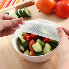 Wraps Seal Cover Stretch Cling Film Food Fresh Keep
