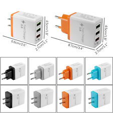 Travel Wall Charger with USB ports Fast Charge