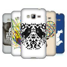 OFFICIAL TOBE FONSECA ANIMALS GEL CASE FOR SAMSUNG PHONES 3