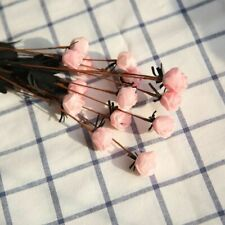 15pcs / Bouquet Flower Bouquet Roses Small Fake Flowers Decoration Holiday PE