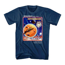Intellivision Video Game Astro Smash Intelligent Television Adult T Shirt