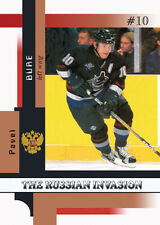 """Cards from set """"The Russian Invasion"""" xx/18. U-Pick from list"""