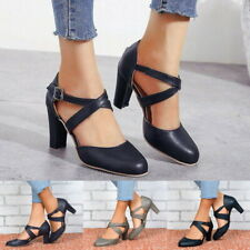 Spring Autumn Hollow Coarse Sandals High-heeled Shallow Mouth Pointed Pumps Shoe