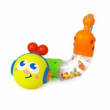 Toys Baby Musical Twisting Worm Rattle Kids Early Educational Toy Children Gift.