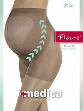 Fiore Maternity Tights Mama 20 Denier 1 Pair - New Light Natural Colour