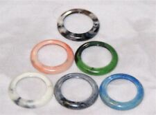New Gucci Plastic 6 Marble Bezels -Your Choice
