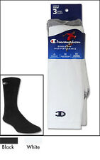 6 Pair Mens Champion High Performance Crew Socks CH1953